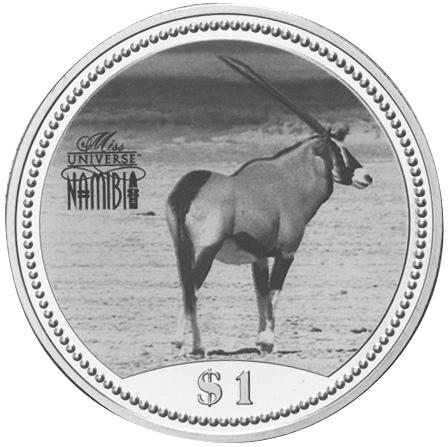 Namibia Dollar reverse
