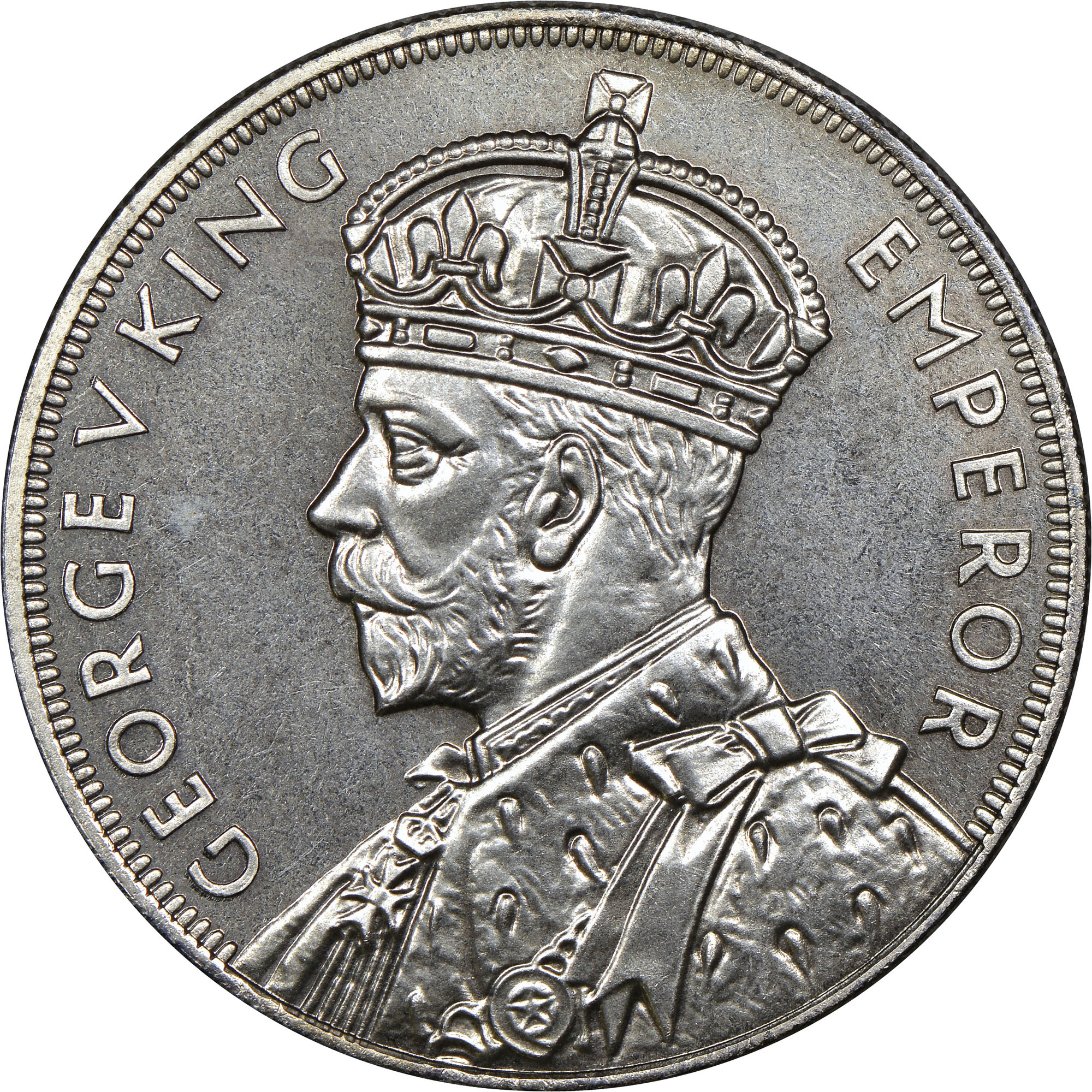 New Zealand Crown obverse