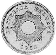 Peru Centavo obverse