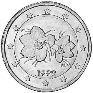 Finland 2 Euro obverse