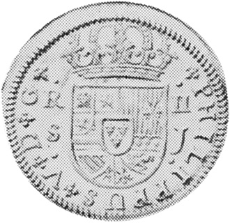 foto de Spain 2 Reales KM 307 Prices & Values | NGC