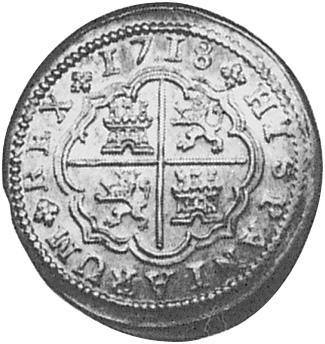 foto de Spain 2 Reales KM 308 Prices & Values NGC