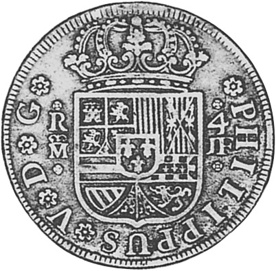 foto de Spain 4 Reales KM 337 1 Prices & Values NGC