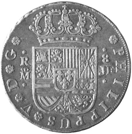foto de Spain 8 Reales KM 336.2 Prices & Values   NGC