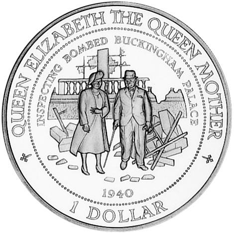 Nauru Dollar reverse