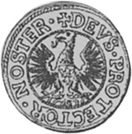 Transylvania KRONSTADT Groschen reverse