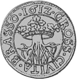 Transylvania KRONSTADT Groschen obverse