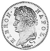 German States WESTPHALIA 4 Pfennig obverse
