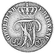 German States BIRKENFELD Pfennig obverse
