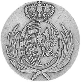 1810-1814 Poland 3 Grosze obverse