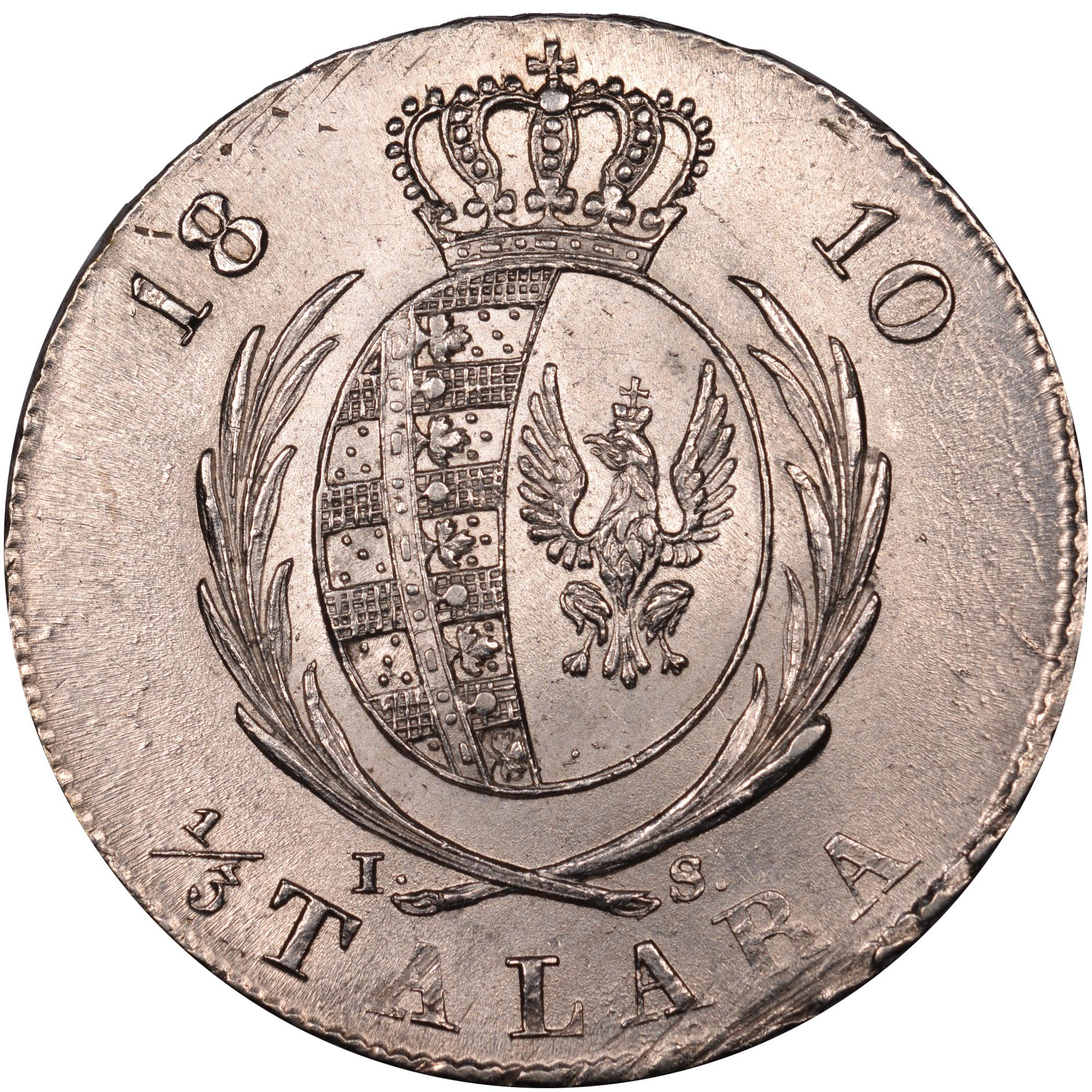 Poland 1/3 Talara reverse