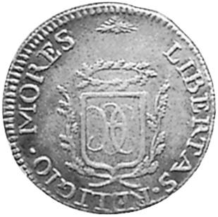 Haiti 30 Sols reverse