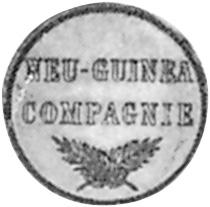 German New Guinea Pfennig obverse