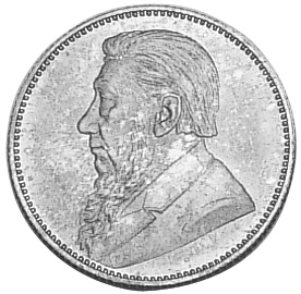 South Africa Shilling obverse