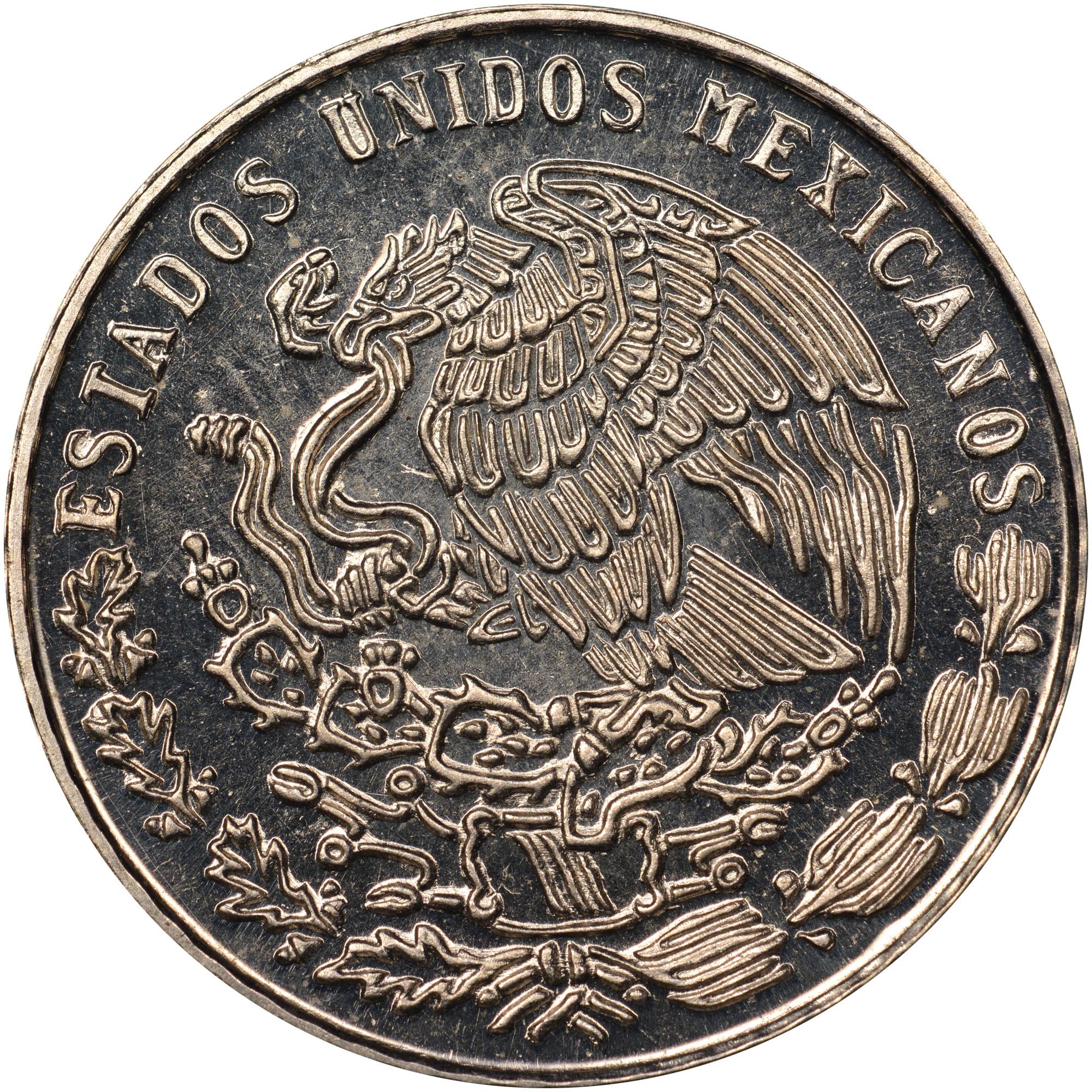 1974-1983 Mexico 20 Centavos KM 442 Prices & Values | NGC