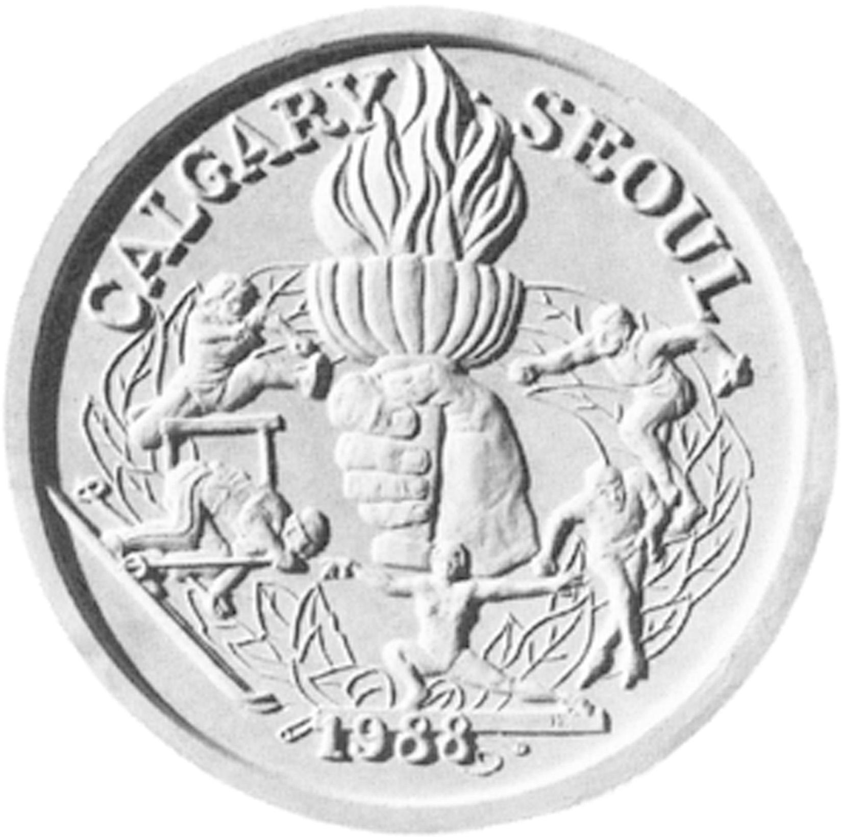 1988 Hutt River Province 100 Dollars obverse