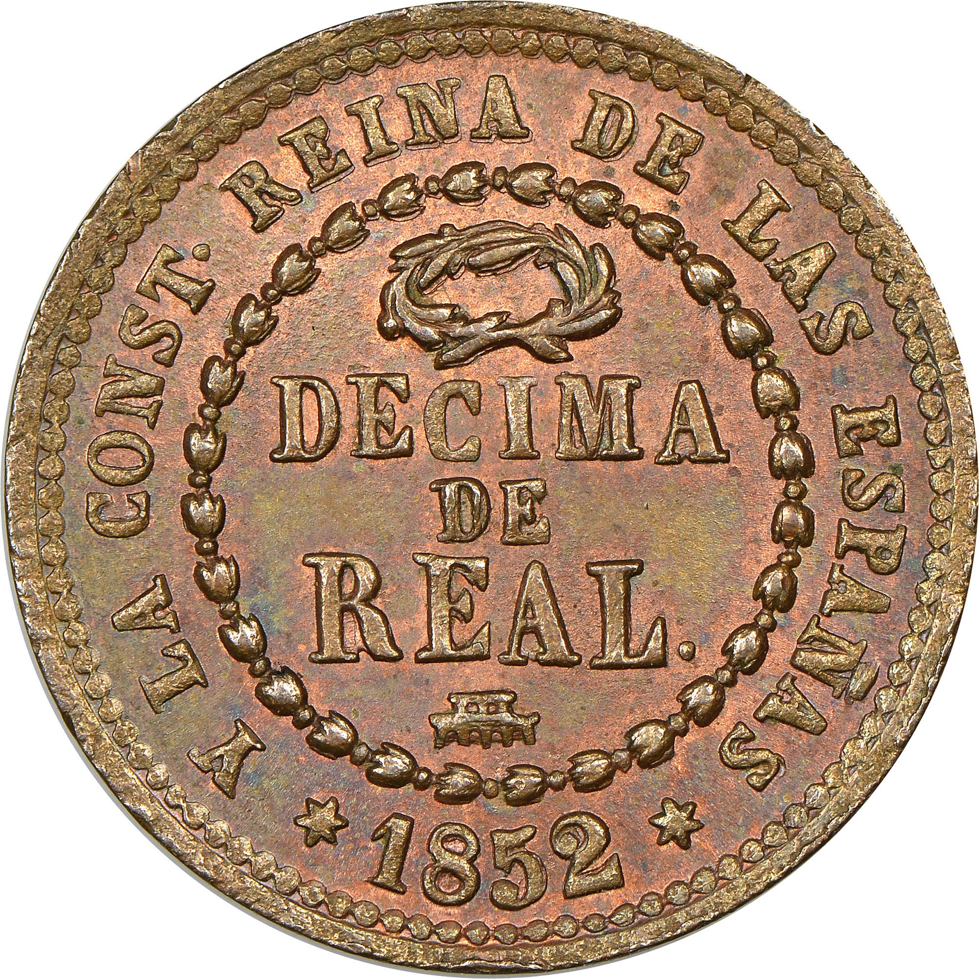 Spain 1/10 Real reverse