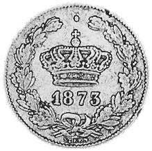 Romania 50 Bani reverse