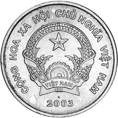 Viet Nam SOCIALIST REPUBLIC 200 Dong obverse