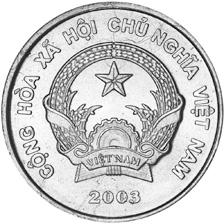 Viet Nam SOCIALIST REPUBLIC 1000 Dong obverse