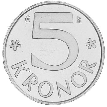 5 KRONA