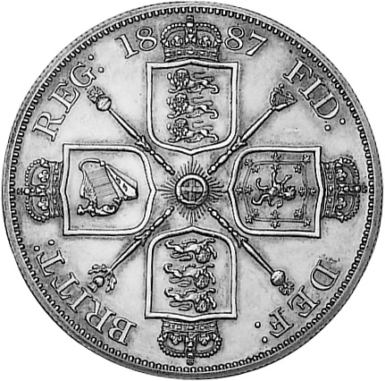 Coin Values Uk Florin from Peopleforcarlandrews