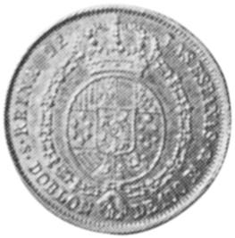 Spain 100 Reales reverse