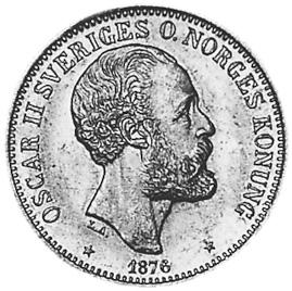 Sweden 20 Kronor obverse