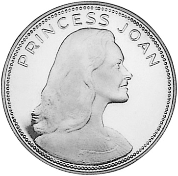 Sealand 10 Dollars reverse