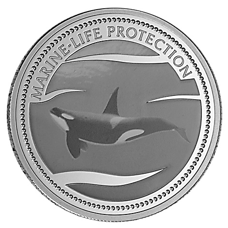 Palau Dollar reverse