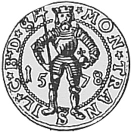 Transylvania Ducat obverse