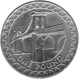 Great Britain Pound reverse