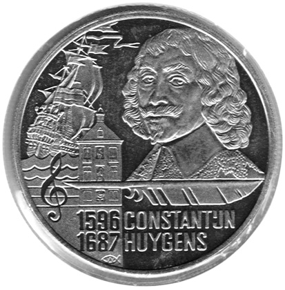 Netherlands 5 Euro reverse