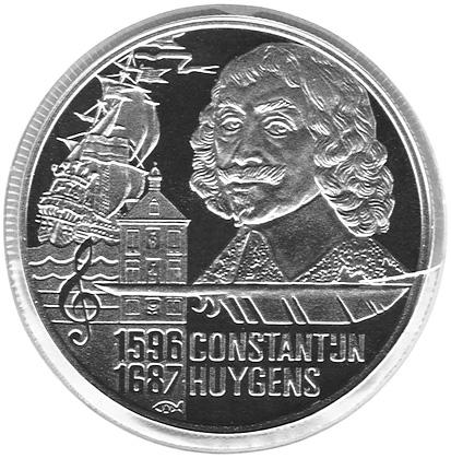 Netherlands 20 Euro reverse