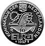 Netherlands 10 Euro obverse