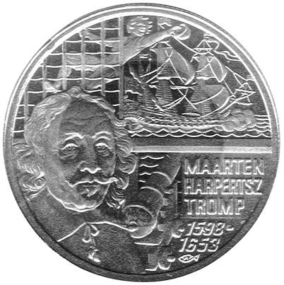 Netherlands 10 Euro reverse