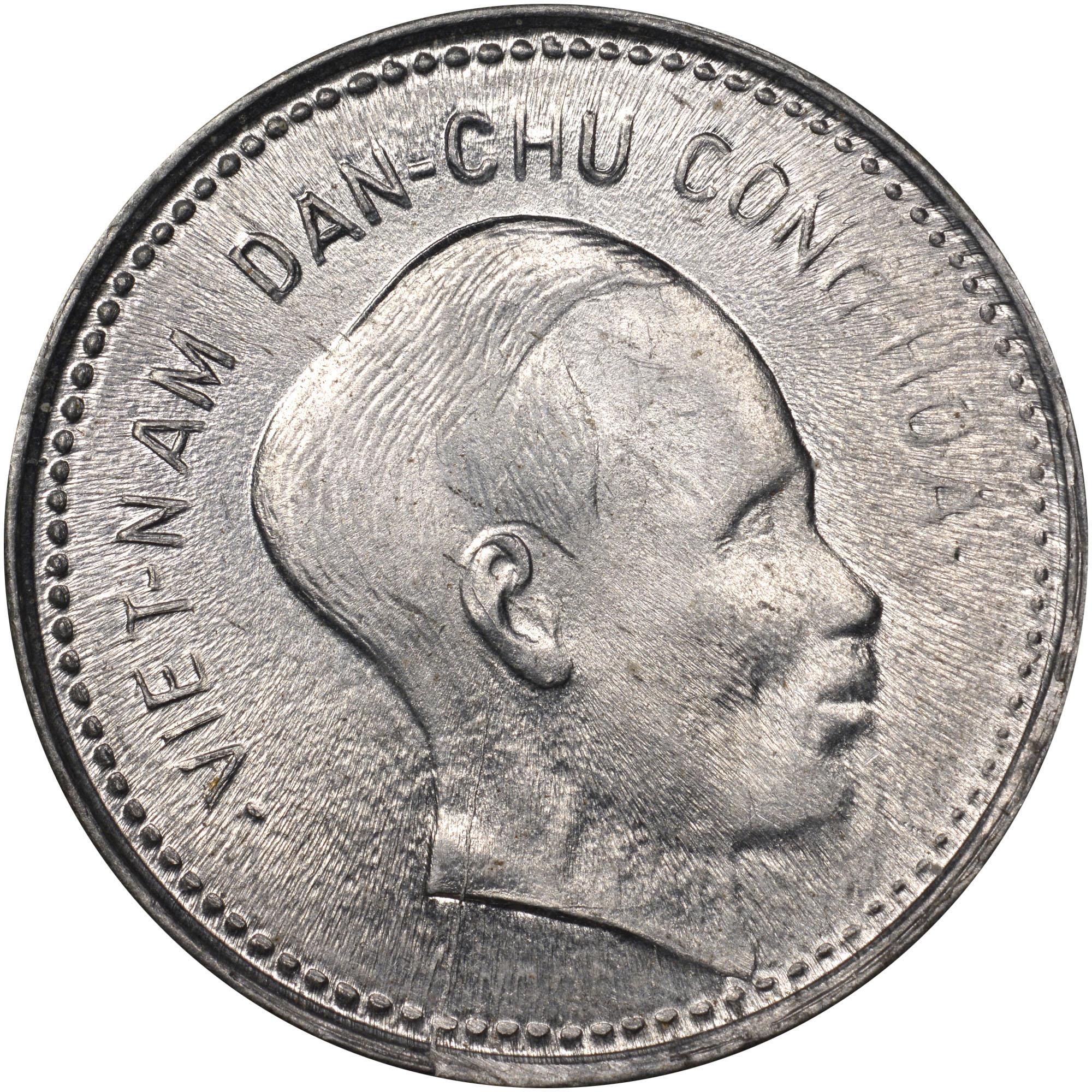 Viet Nam Dong obverse