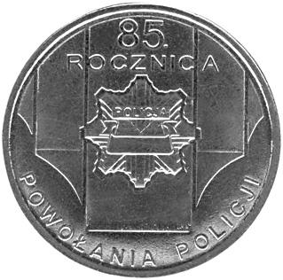 Poland 2 Złote reverse