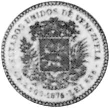 Venezuela 10 Centavos obverse