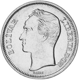 Venezuela Bolivar reverse