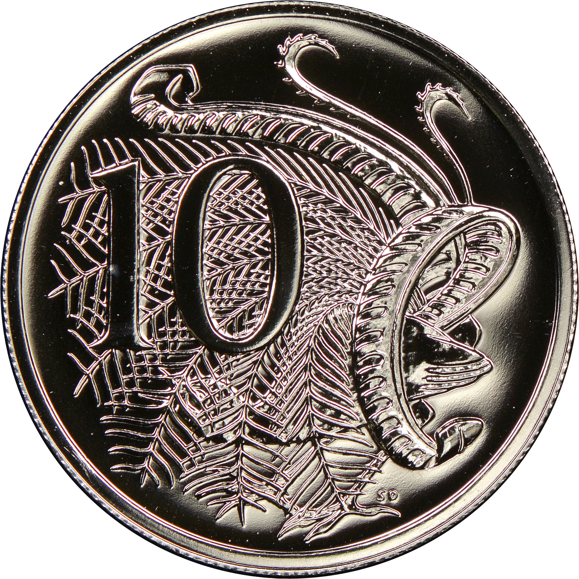 Australia 10 Cents KM 402 Prices & Values | NGC