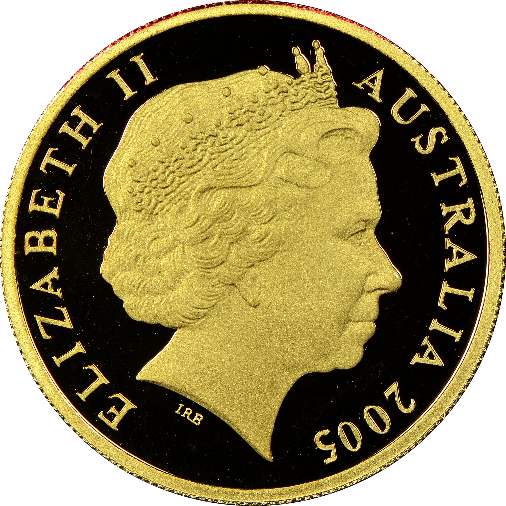 2001-2006 Australia 10 Cents obverse