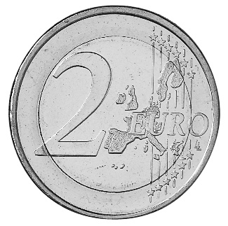 Finland 2 Euro reverse