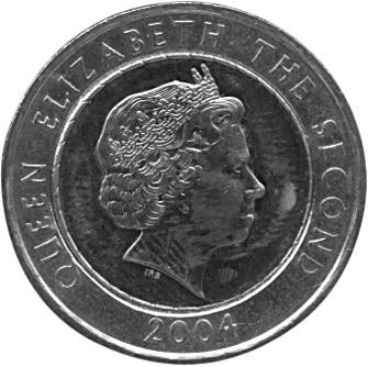 Falkland Islands 2 Pounds obverse
