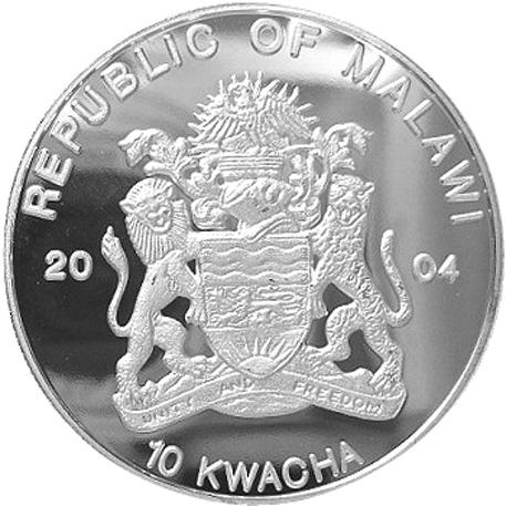 Malawi 10 Kwacha obverse