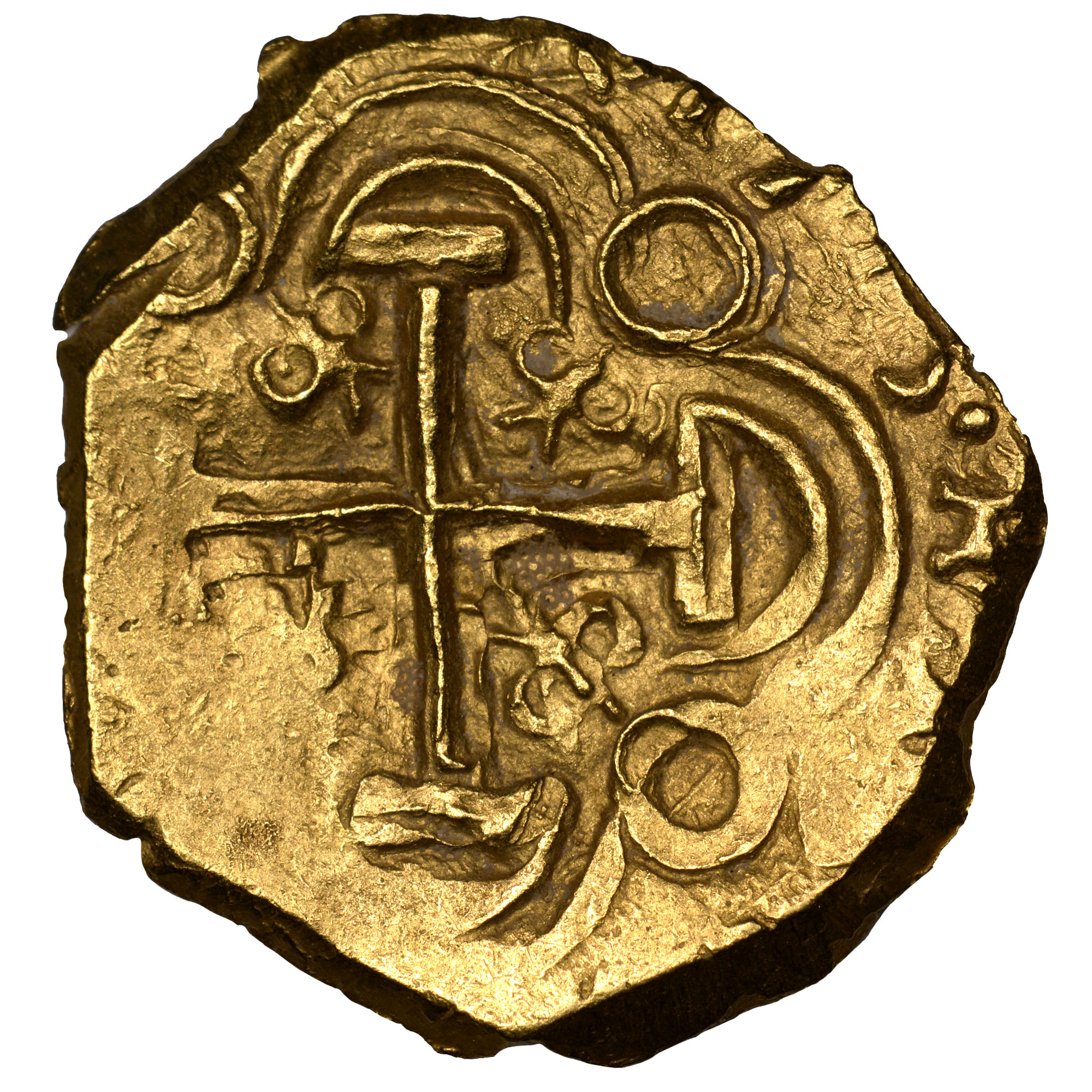 (1694-1713)-1713 Colombia 2 Escudos obverse