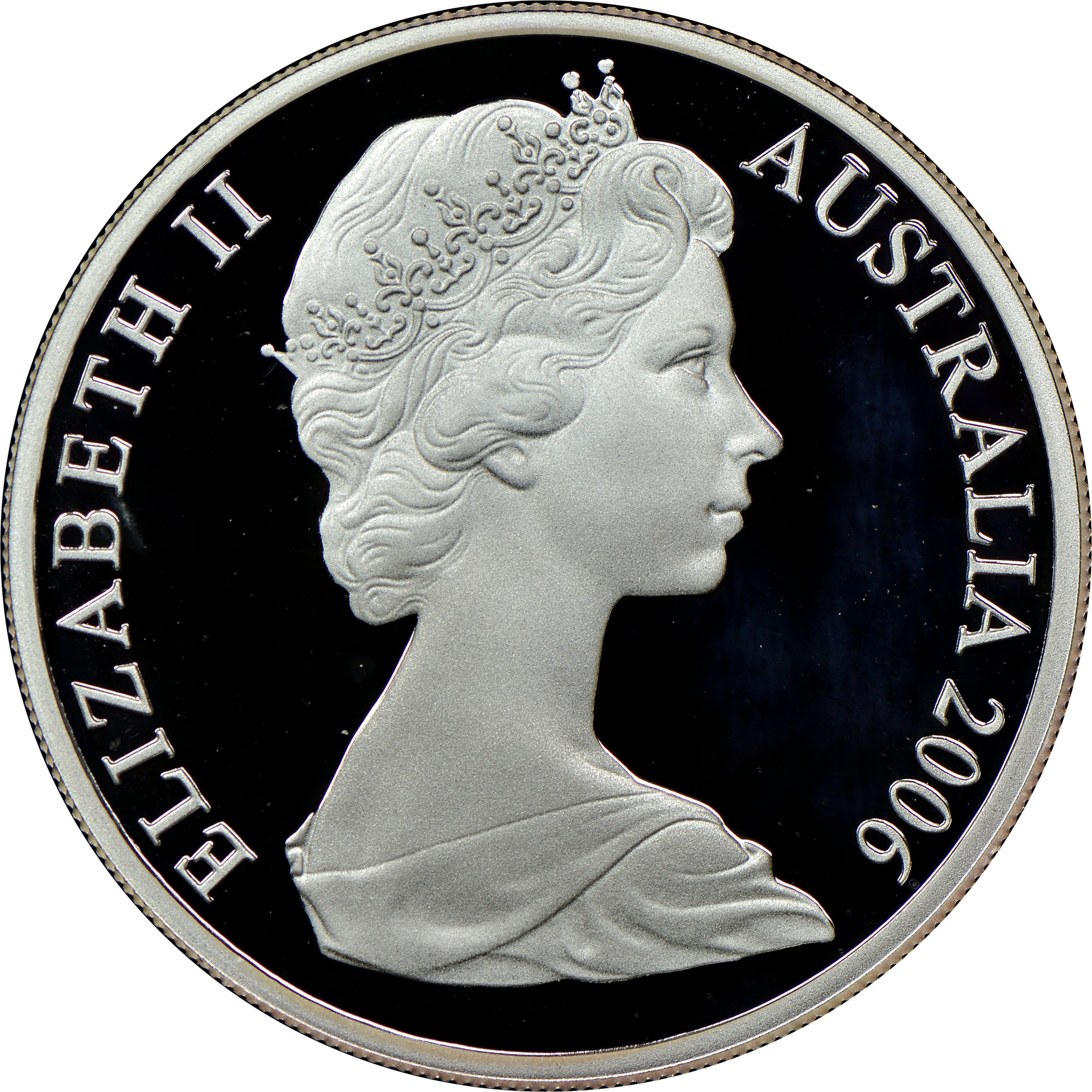 2003-2011 Australia 20 Cents obverse