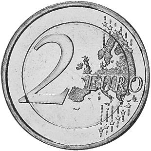 Netherlands 2 Euro reverse
