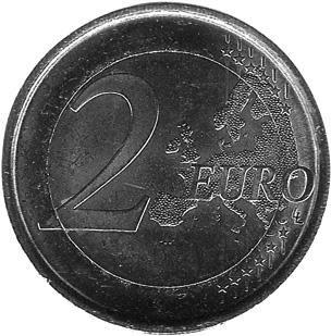 Spain 2 Euro reverse