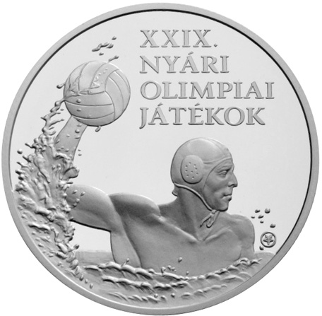 Hungary 5000 Forint reverse